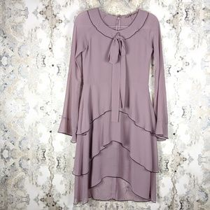 For Love and Lemons Chiffon Dress